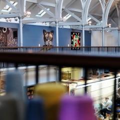 Tuft Loving 2016 Dovecot Tapestry Studio Photo Credit Shannon Tofts, Edinburgh