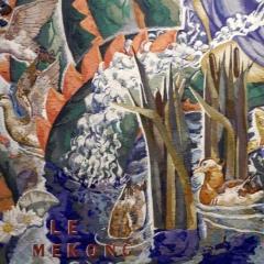 Der Mekong - Detail