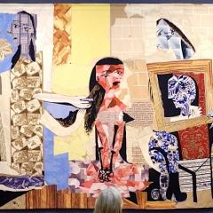 Picasso - Frauen bei ihrer Toilette