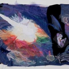 Die Supernova zersplittert die Melodie in Abermillionen Spektralfarben – aus der Kosmosreihe 2012