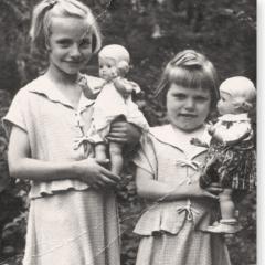 mit Schwester