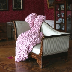"Roter Salon: ""Rosa"", Marianne Herbrich (Jersey abgeknotet)"