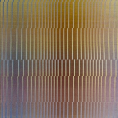 Christiane Maurer, Germany / Netherlands. Untitled. Mercerized cotton. Double weave handwoven with 16 shafts in an electronic dobby loom (Megado, Louet).