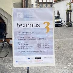 Plakat für Teximus 3
