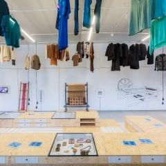 100 Prozent Wolle Ausstellungsansicht© Museum Europäischer Kulturen – Staatliche Museen zu Berlin / David von Becker
