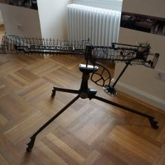 Bonita Ely: Sewing Maschine Gun