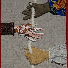 Hand-in-Hand-Monika-Haeussler-Goeschl-with-Wasema-An-einem-Strang-ziehen